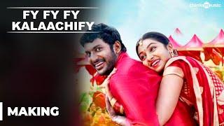 Official : Fy Fy Fy Kalaachify Video Song | Pandiyanaadu | Vishal, Lakshmi Menon