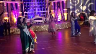 2015 Mehndi dance YS