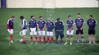 2017-2018 Sezonu 4. Hafta Nevarkuzen SK vs İstanbul United
