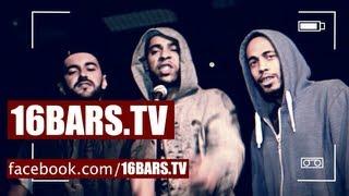Megaloh, Chefket & Amewu - Live MCs (16BARS.TV PREMIERE)