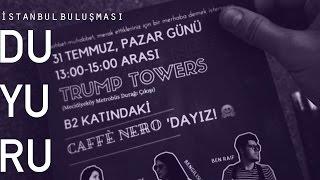 DUYURU | İstanbul Buluşması