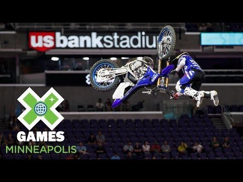 Xxx Mp4 Tom Pages Wins Moto X Freestyle Gold X Games Minneapolis 2018 3gp Sex