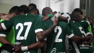 BASTIDORES - Goiás 4x2 Náutico - Brasileirão Série B 2016