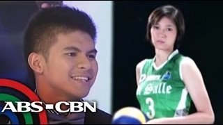 Kiefer on Mika Reyes, plans for his future