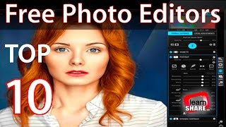 Best Free Photo Editing Software 2018