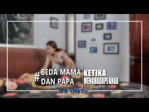 INSTAWA - Beda Mama Dan Papa Ketika Ngadepin Anak