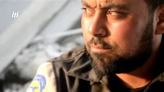 عنصر بالدفاع المدني يروي كيف فقد عائلته بقصف قوات النظام على مخيم درعا