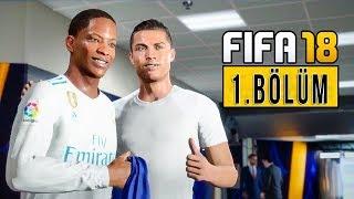 ALEX HUNTER GERİ DÖNDÜ !   FIFA 18 YOLCULUK TÜRKÇE BÖLÜM 1