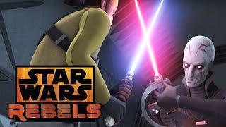 STAR WARS REBELS - Was bisher geschah... STAFFEL 1 | Disney Channel