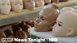 AI Sex Dolls Are Driving China's Sexual Revolution (HBO)
