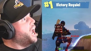 MY FIRST EVER SOLO WIN! | Fortnite (PS4) | Battle Royale #7
