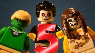 Lego Zombie Invasion 5