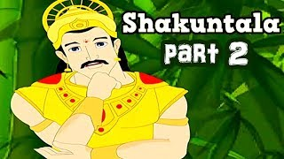 Shakuntala | Mahabharat Stories For Children | Birth Of Shakuntala | Part 2 | Masti Ki Paathshala