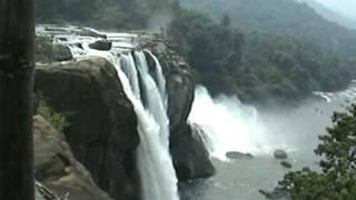 Athirapilly waterfalls - Valparai to Chalakkudy Road - Kerala