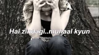 Best hindi painfull song for your love.flv