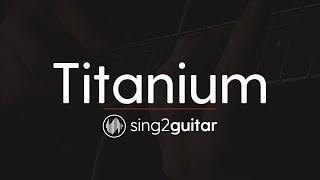 Titanium (Acoustic Karaoke Backing Track) Sia & David Guetta