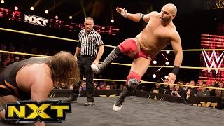 Heavy Machinery vs. The Revival: WWE NXT, Feb. 8, 2017