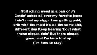 The Bluff - Wiz khalifa Lyrics