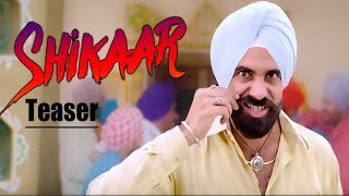 Shikaar | Teaser | New Punjabi Song | Khushboo Kaur | Latest Punjabi Songs 2018 | Yellow Music