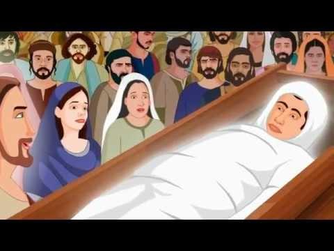 Jesus Raising The Widow s Son Animation Video
