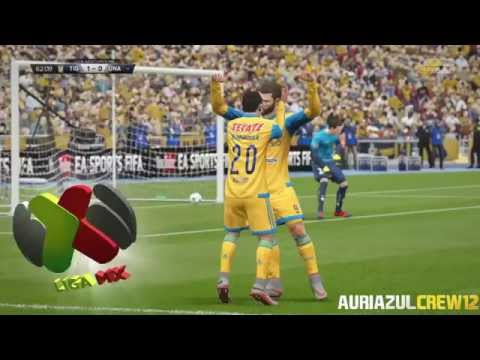 Xxx Mp4 FIFA 16 Tigres Vs Pumas Liga MX PS4 Español 3gp Sex