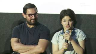 Haanikaarak Bapu Song - Dangal Launch | Aamir Khan,Suhani Bhatnagar,Zaira Wasim,Nitish Tiwari