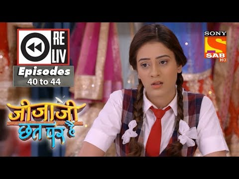 Xxx Mp4 Weekly Reliv Jijaji Chhat Per Hai 5th March To 9th March 2018 Episode 40 To 44 3gp Sex