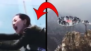 5 SCARIEST Places On Earth: Caught On Camera