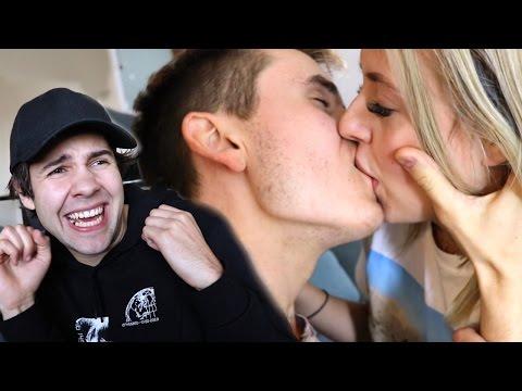 Xxx Mp4 REACTING TO ROOMMATES CRINGEY MAKEOUT 3gp Sex