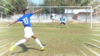 Desafio do DOIS TOQUES ‹ Desafios de Futebol ›