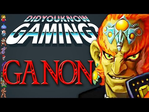 Zelda s Ganon Did You Know Gaming Feat. Remix of WeeklyTubeShow