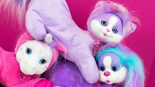 Puppy Surprise Kitty Surprise Pony Surprise Animal Toys for Girls & Baby Surprise Kinder Playtime
