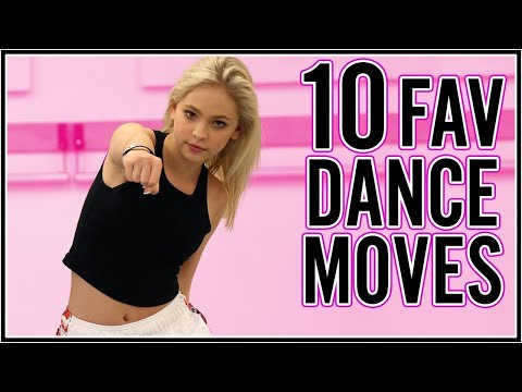 Jordyn Jones Top 10 Favorite Dance Moves