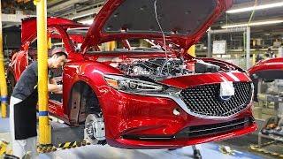 Mazda6 (2019) PRODUCTION LINE – Japanese Car Factory