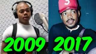 The Evolution of Chance The Rapper