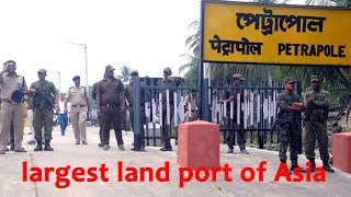 Petrapole ||Indian Last Railway station