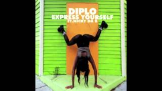 Diplo - No Problem feat. Flinch and Kay [Official Full Stream]
