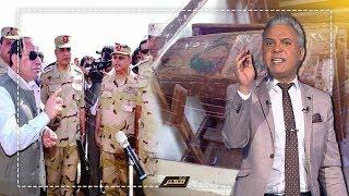 """معتز مطر : الجيش """"بيسلم التُخت"""" في يوم اعتراف العميل الصهيوني اننا """"شعب متخلف"""" ..!!"""