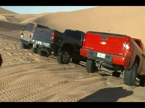 Travesia 2012 El Hoyo Del Prestamista. Mexico Dunes
