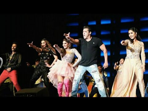 Dabangg The Tour Reloaded Chicago Full Performance | Salman Khan | Katrina Kaif