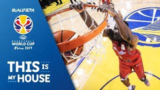 Top 25 Best Dunk of February 2018 - FIBA Basketball World Cup 2019 Qualifiers