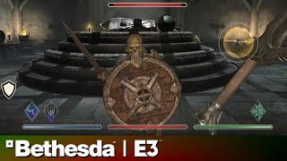 The Elders Scrolls: Blades E3 2018 Gameplay Demo | Bethesda Press Conference