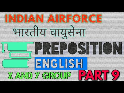 Xxx Mp4 PREPOSITION English Part 9 For Indian Airforce X And Y Group Exam 3gp Sex