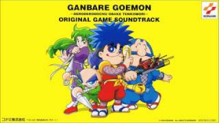08. Ganbare Goemon: Even Dogs Get Lost Walking In This Town [HD]