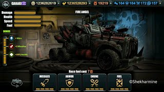 Dead Paradise Gameplay   FIRE ANGEL MAX UPGRADED