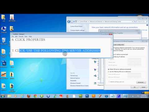 How To Open Blocked Sites Easily Without Proxy And Download (2011)