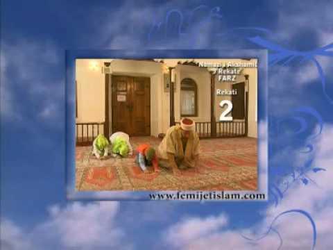 Falja e namazit ne praktike Namazi i Akshamit