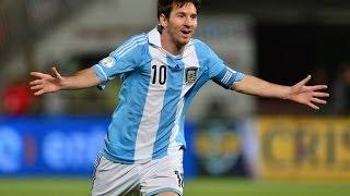 Lionel Messi ► Top 10 Goals ► Argentina ► 2005-2013