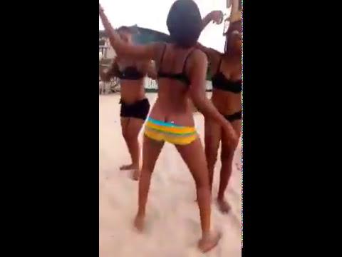 African girls sexy dance in nigeria