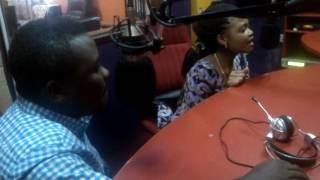 nipo mbele zako interview Andrea Mtakatifu kwaya Msalato Dodoma